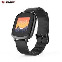 Оригинальный Lemfo L42A TFT ЖК-экран Bluetooth Смарт часы для IOS Android Поддержка Шагомер монитор сердечного ритма