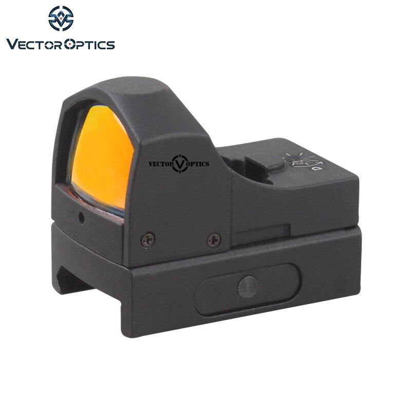 Вектор оптика Сфинкс 1x22 мини-автояркость компактный Красная точка прицел Доктор 3 МОА 12га дробовик пистолет оружие прицел