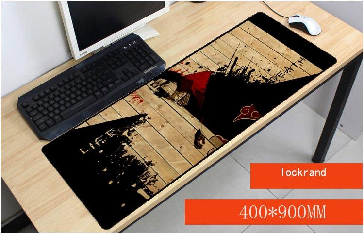 Yuzuoan замок края Аниме Наруто площадку для Мышь notbook коврик для компьютерной мышки высокое качество игровой коврик Мышь геймер для ноутбука ...
