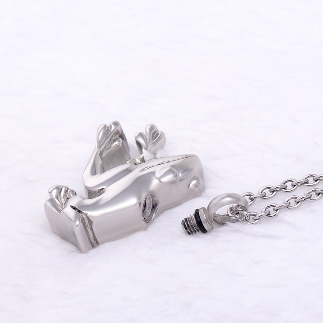 Frog Shaped Memorial Ashes Urn