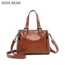 DIDABEAR Women Tote Bag Fashion Leather Bags Small Handbag For Girls Lady Shoulder Messenger Bags Bolsas Femininas Cross body недорго, оригинальная цена