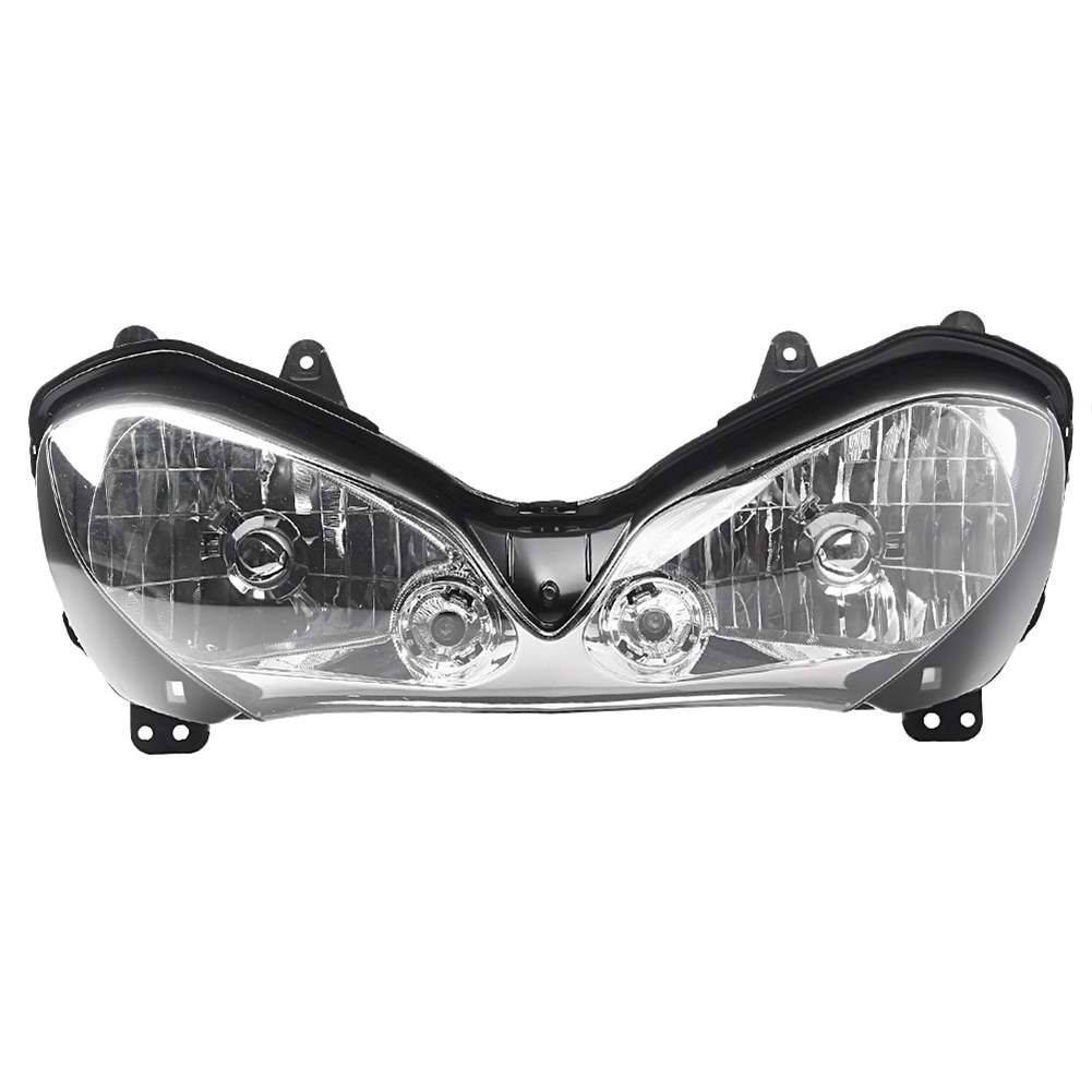 Front Headlight Headlight for KAWASAKI Ninja ZX10R 2004-2005 Motorcycle Head Light Lamp Assembly High Qulity