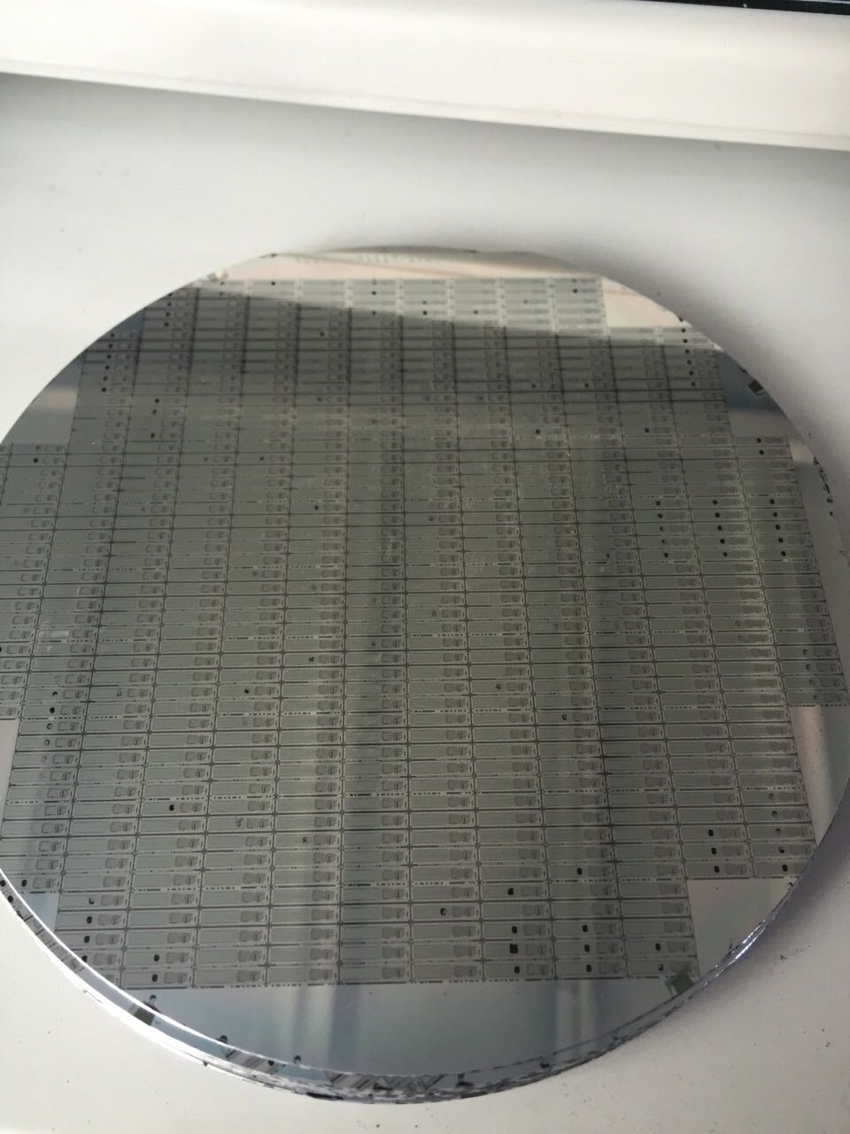 Full New 4 Inch Circuit Silicon Lithography Wafer Semiconductor Wafer Photolithography Exhibition Exhibits