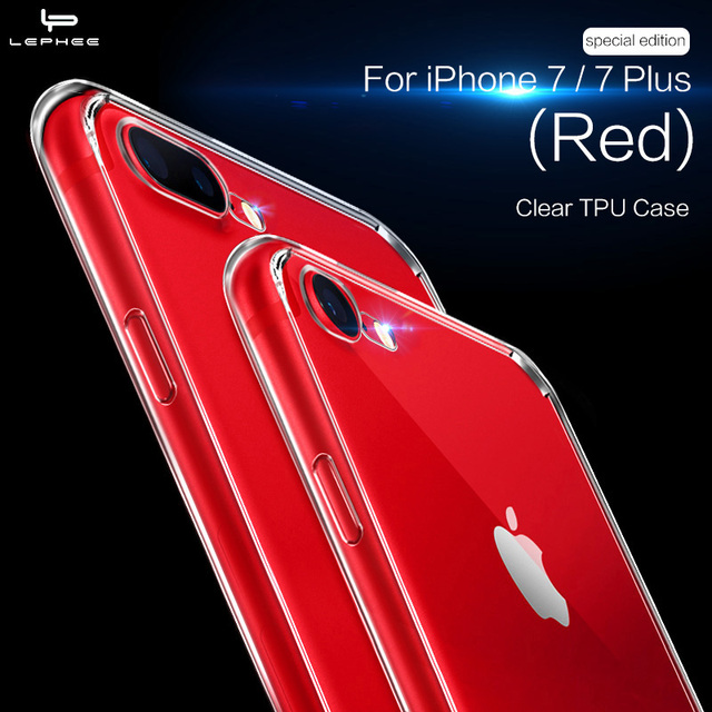 coque iphone 7 red edition