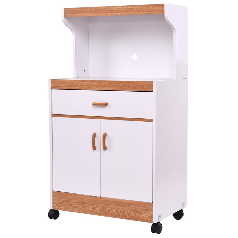 Stand Cabinet With Drawer And Two Doors