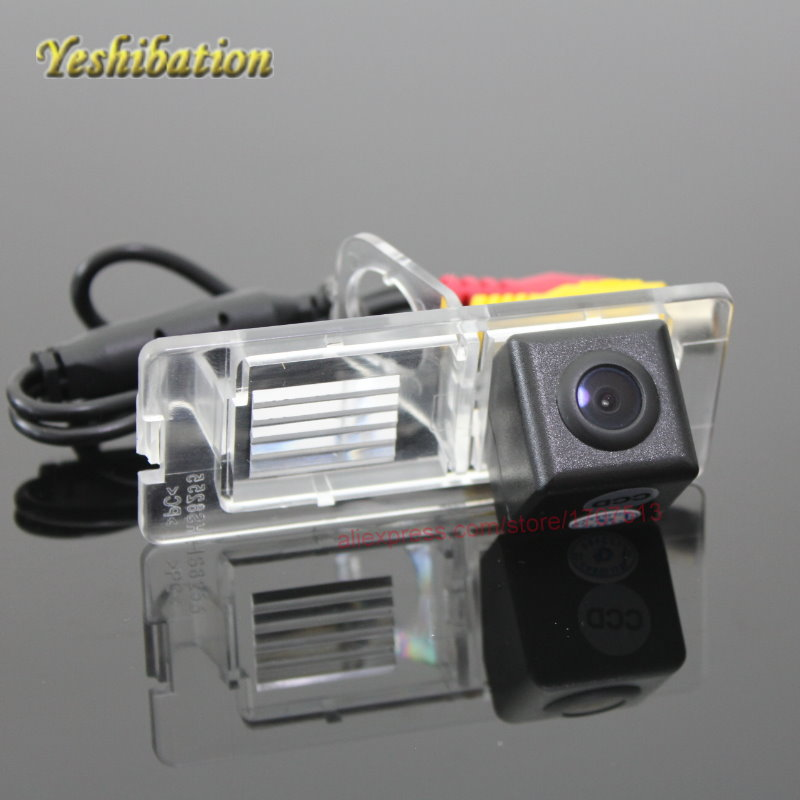 Reverzní kamera pro Renault Laguna 2 3 X91 2007 ~ 2009 Vodotěsné vysoce kvalitní HD CCD zadní pohled na auto BackUp Reverse Parking Camera
