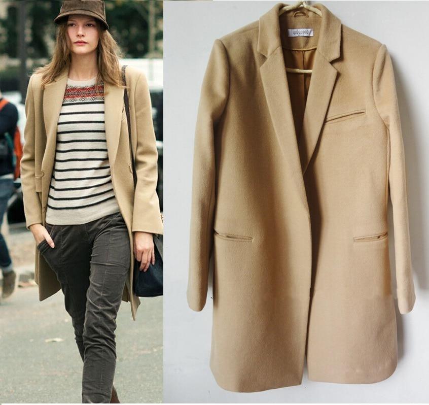 Women Fall Coats