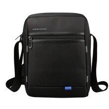 Kingsons Messenger Bag Men Casual USB Charging Shoulder Mens Large Crossbody Tote Mini 10 Inches Laptop Cross Body Handbags