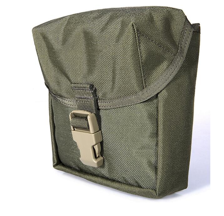 FE Ranger Green OD Flyye Military Medical Magazine Ammo Pouch MOLLE System Ver