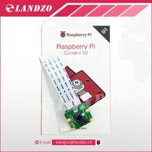 Raspberry pi Caméra D'origine RPI 3 Caméra V2 Module Conseil 8MP Webcam Vidéo 1080 p 720 p appareil photo Officielle Pour Raspberry Pi 3