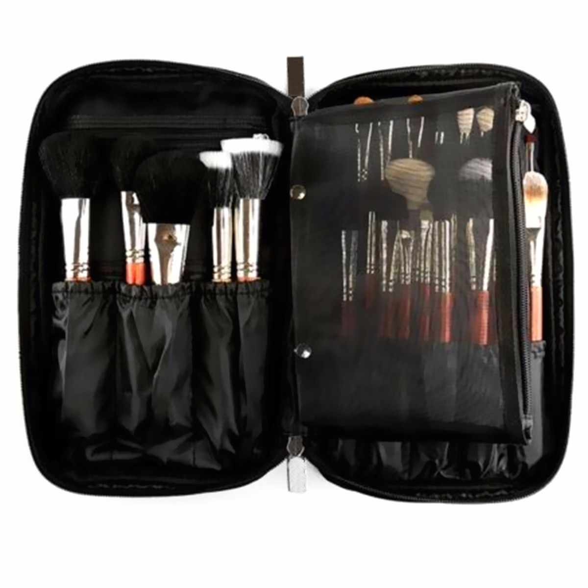 1PCS Make Up Brush Organizer Travel Toiletry Handbag Cosmetic Storage Case  Beauty Tool Pouch Bag Women 94e1b20d978c7