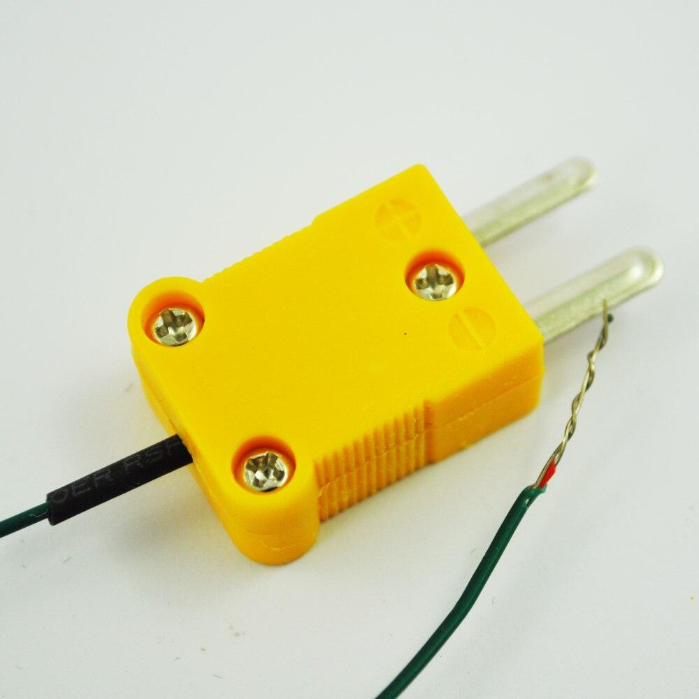 Thermoelement typ K Draht Blei für Digitale Thermometer in ...