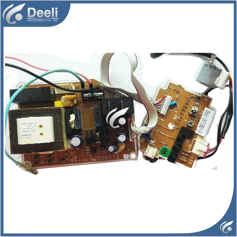 95% new Original for Samsung air conditioning Computer board circuit board DB93-04180A-LF DB93-04233P-LF one set