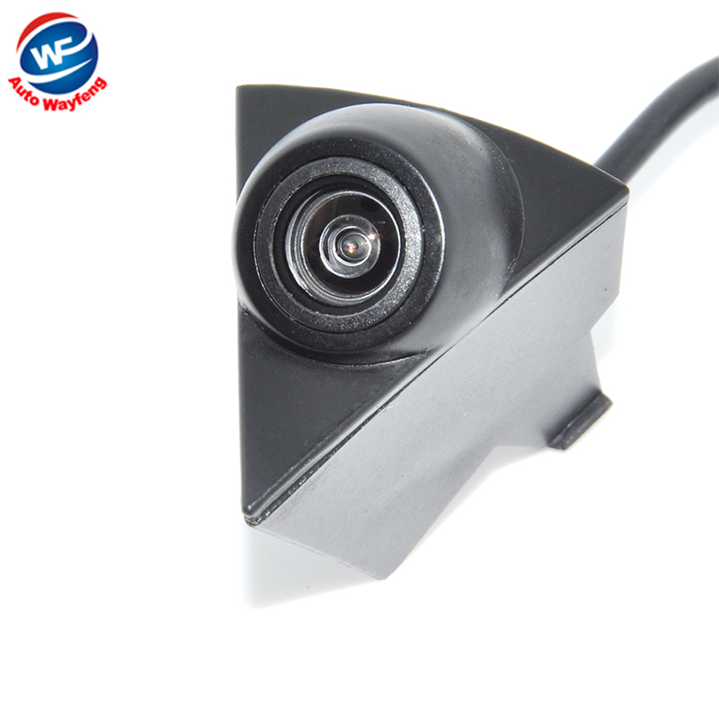 2015 Car VW Logo Front view camera for VW GOLF /Bora /Jetta /Touareg/ Passat/ Lavida/ Polo /Tiguan/ EOS/ GTI Car Front Camera 2 x car decoration stickers car decals for volkswagen vw golf polo sagitar jetta tiguan gti