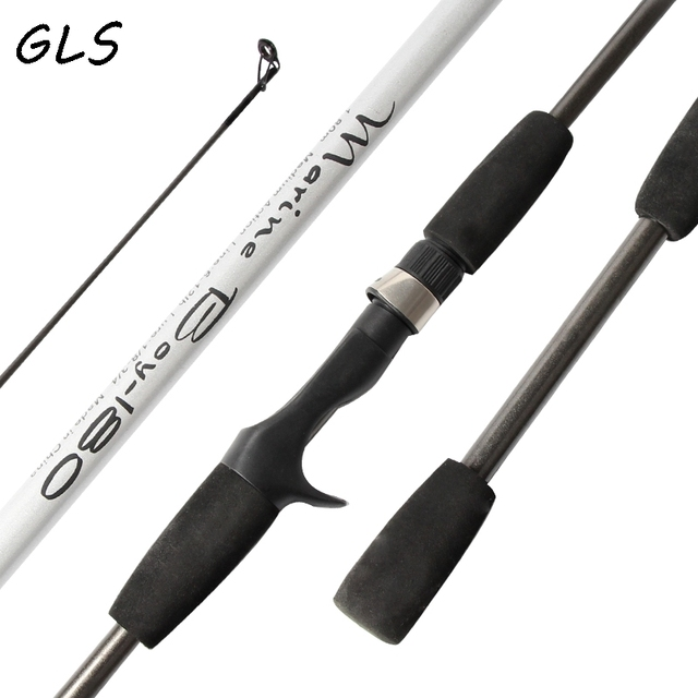 Carbon Fiber Bait Casting Fishing Rod