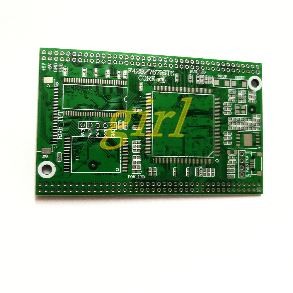 STM32F767IGT6 Development Board Core Board Minimum System Board Empty Board
