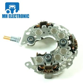 Rectificador de alternador electrónico MH soporte de diodos 12 V para alternadores Denso 120-160A ER/IF INR421 021580-5891 021580-5901 5901
