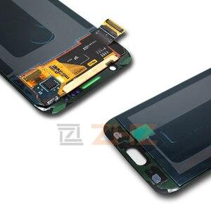 Image 4 - Lcd ekran için samsung galaxy s6 lcd ekran dokunmatik ekran digitizer için çerçeve ile G920 G920f için samsung s6 lcd tamir parçaları