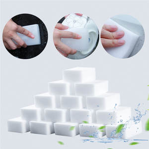 Melamine Sponge Kitchen-Accessories Washing-Cleaning-Brush Bathroom Magic 20PCS Office