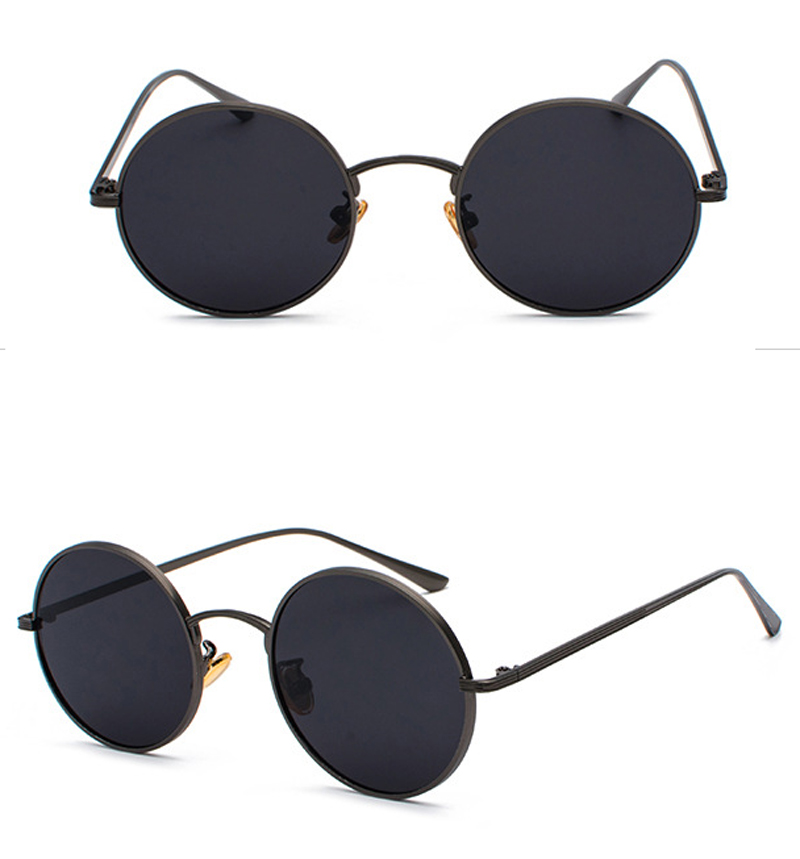 women sunglasses with red lenses detail (4)