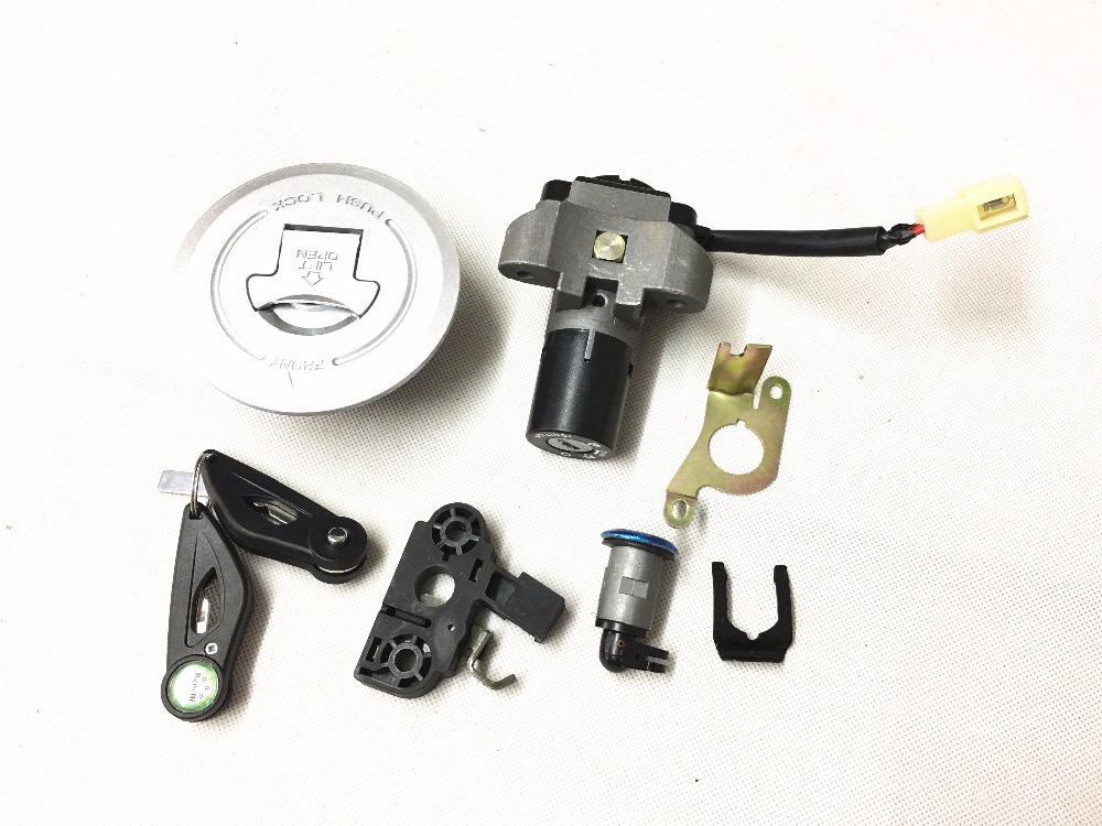Ignition Switch Lock Key Set for Benelli Tornado Naked T TNT135 TNT125 TNT 125 135