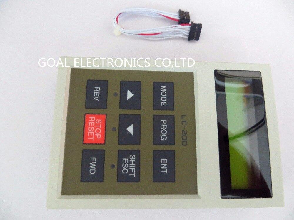все цены на  Series inverter IS5 panel/display LC-200/controller/operator  онлайн