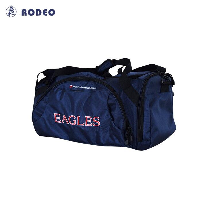 BG024 Rodeo Sport, formation, remise en forme, Football, volley-ball Sac Personnalisé Conception pleine taille OEM logos, nom nombre