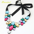 DIOMEDES  Women Black Lace Flower Choker Necklace Jewelry Beauty Ribbon clavicle chain Accessories Sexy Chain