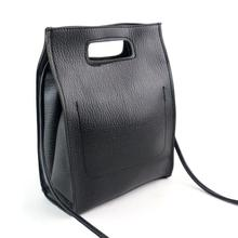 Women Bucket Bag PU Leather Women Totes Handbag Casual Women Messenger Bags Tote Solid Top-Handle Shoulder Bag Dec19