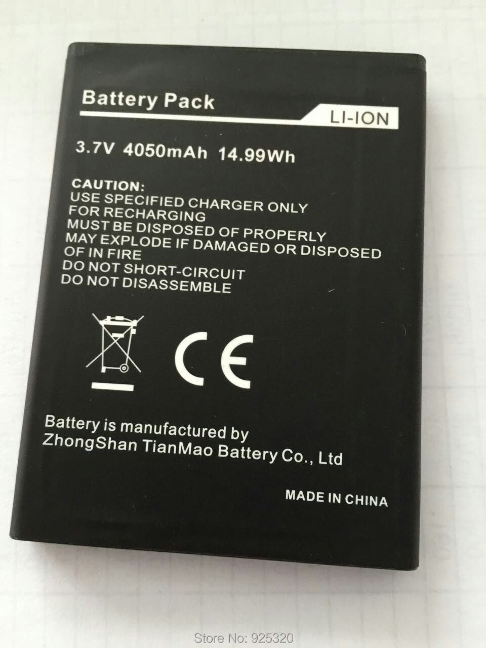 Free shipping, Original ZUG 5 Sbattery For MANN ZUG 5S Cellphone smart Mobile phone batterie bateria