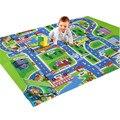 Городской коврик Mambobaby  детские коврики с изображением дорог  развивающий игровой коврик из пены  130*160 см