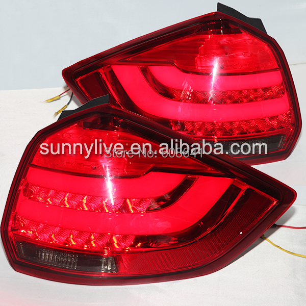 For SUZUKI ERTIGA LED Tail Lamp 2012-2014 Year Red Color YZ