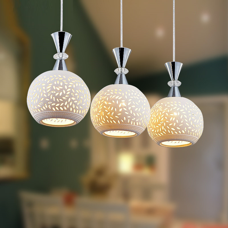 Modern Led Pendant Light For Kitchen Dining Room Suspension Luminaire Pendant Lamp For Coffee House Bedroom Hanging Light