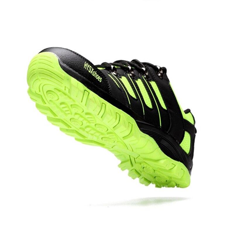 Nuevos Ligero Transpirable Trabajo Algodón Zapatos ° 2018 Green Seguridad Acero Del Calientes Placa Hombres De Indestructible 239 Los N Casuales Fluorescent dxwq7C