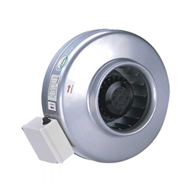 hot sale exhaust fan circular duct fan environmental protection micro exhaust powerful fan centrifugal fan djt20 46b