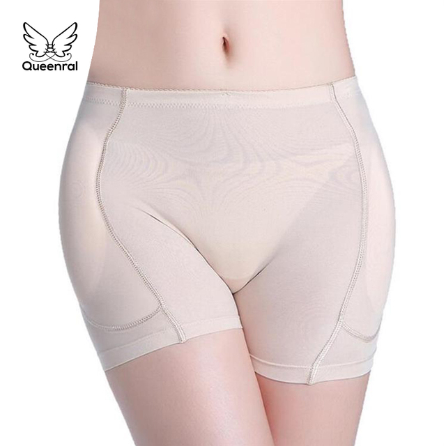 0f23cda7bfb Briefs Women push up hot pants Butt lifter Slimming lingerie hip pads  shaper Butt Enhancer Fake Ass Sexy Busty hips high waist