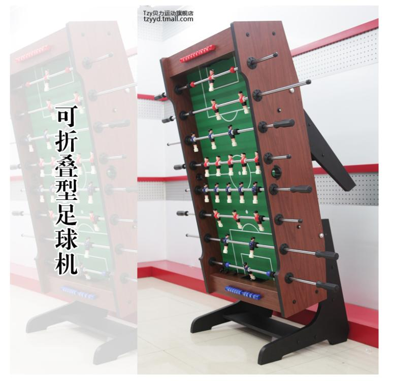 Playcraft Sport Foosball Table With Folding Leg Soccer Table Game Level  Designed For High End Club And Any Indoor Game In Soccer Tables From Sports  ...