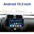 """10.2"""" Quad Core Android Car GPS for Toyota new Prado 150 2014 2015 auto radio multimedia Stereo with can bus"""
