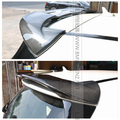 P Style For Mercedes A Class A45 AMG W176 Spoiler A180 A200 A220 A250 A260 2013 - 2016 Carbon fiber rear roof spoiler