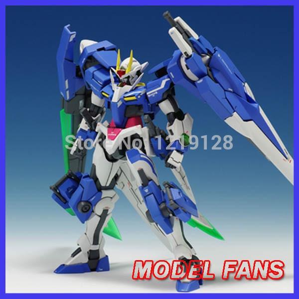 MODEL FANS Gundam model HG 1/144  gundam 00  Seven Swords free  shipping swords of glass