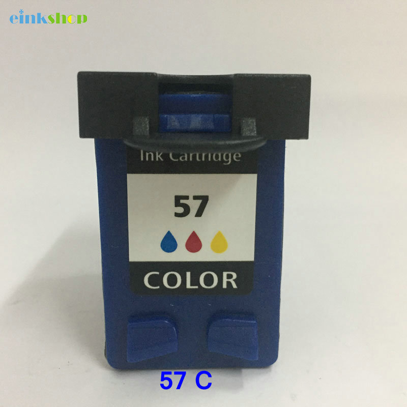 Einkshop For HP 57 ink cartridge for hp57 Deskjet 450Ci 5160 5550 5650 5652 9600 PSC 1110 1210 1315 1350 2110 2210 2310