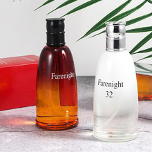 Men Perfume Fragrance 100ML Long Lasting Spray Glass Bottle Portable Classic Cologne Male Antiperspirant Parfum Eau De Toilette
