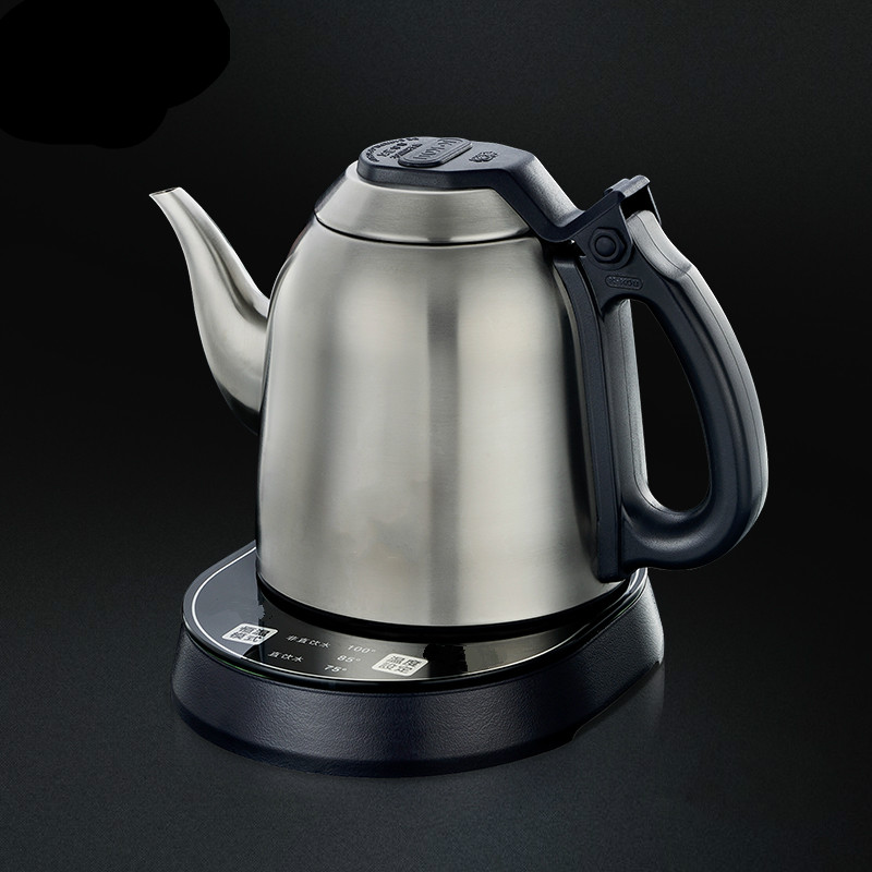 Electric kettle stainless steel 304 food grade thermostatic electric Fashion product  1.2L NEW Safety Auto Off Function|Electric Kettles| |  - title=