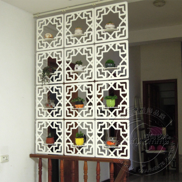 Room Divider Partition aliexpress : buy wooden decorative room partitions biombo room