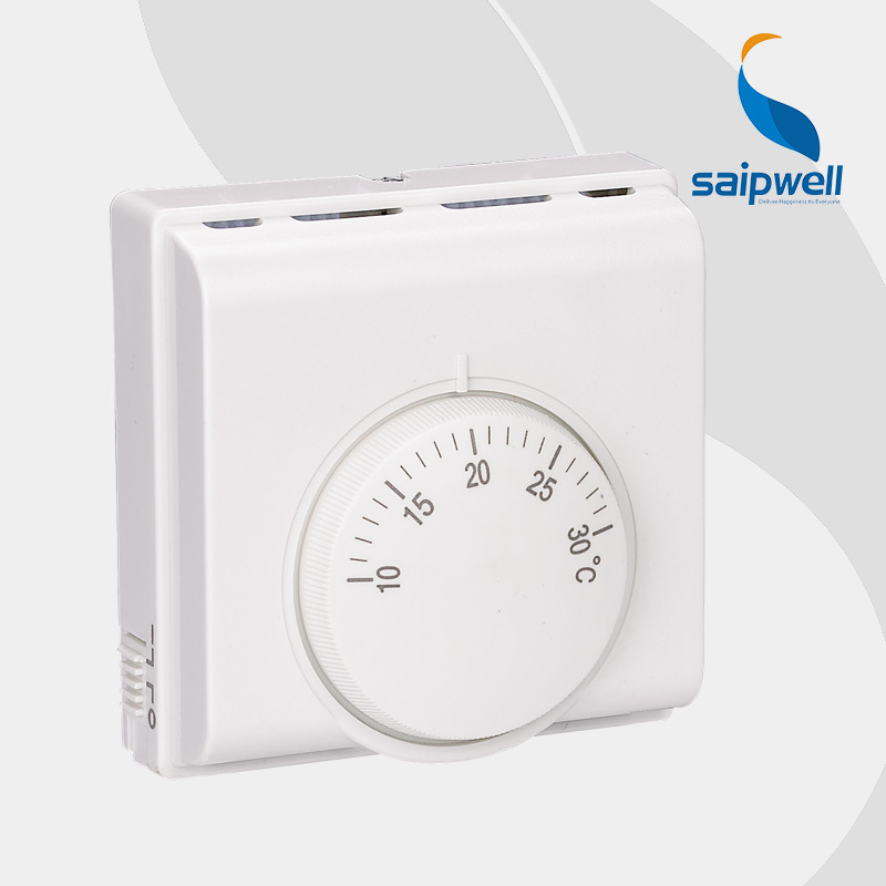 Room Underfloor Temperature Controller Mechanical Central Heating Thermostat
