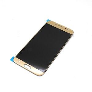 Image 2 - Có Thể Điều Chỉnh Màn Hình LCD Dành Cho Samsung Galaxy Samsung Galaxy J7 Pro 2017 J730 J730F Màn Hình Hiển Thị LCD Với Bộ Số Hóa Cảm Ứng Thay Thế Có Khung