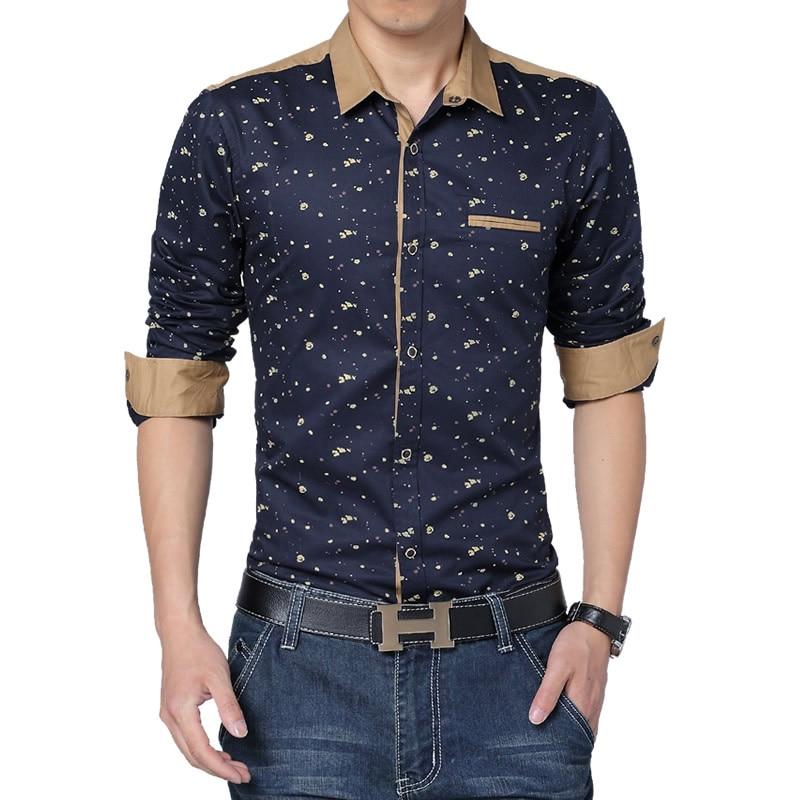Popular designer dress shirts men buy cheap designer dress for Unusual shirts for men