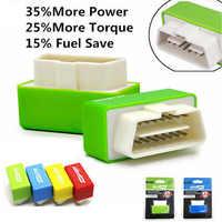 Hiyork 1 unidad de ahorro de combustible de coche técnico Dispositivo de ahorro de Gas y aceite para coches universales economizador de combustible de ahorro de combustible Chip herramientas duraderas