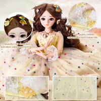 Ball Joints Doll with Gift and Doll Collection