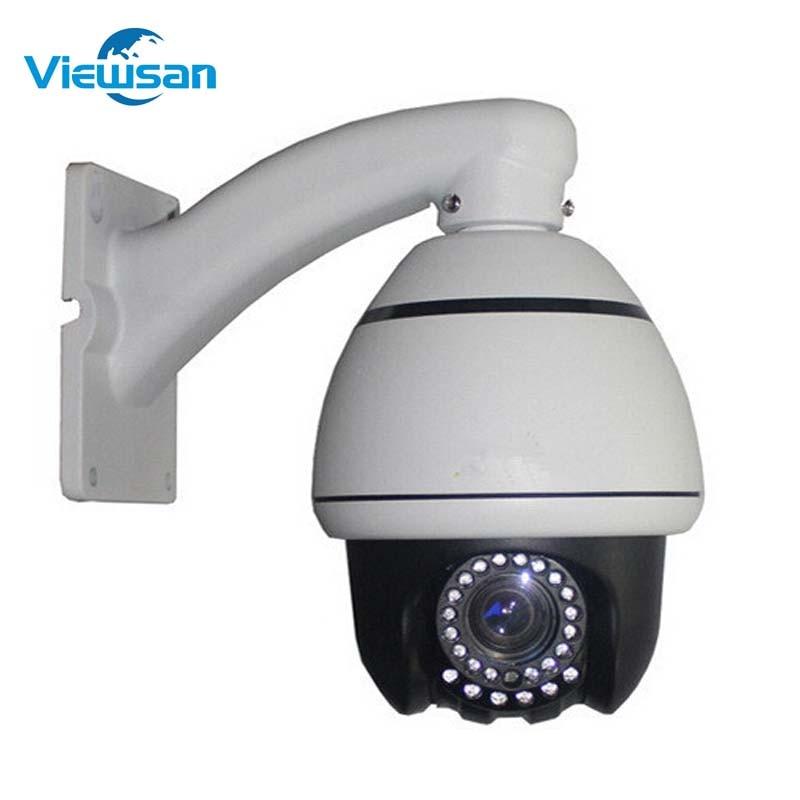 4inch MINI 1 3 SONY Effio E CCD 700TVL High Speed Dome PTZ Camera 10X zoom